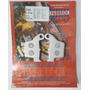 Pastilha Freio Tras Gsxr 750/ Zx 14/ Zzr 1400/ Crf 125/ 450