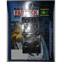 Pastilha De Freio Tras Suzuki Gsf 1200 Bandit Ano 95 A 2005