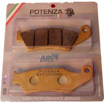 Pastilha Potenza Xre 300 Crf 450 Tornado Bros Nx 350 Diant.