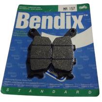Pastilha Freio Bendix Bandit 650/gsx 650f Traseira
