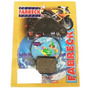 Pastilha De Freio Dianteira Kawasaki Kx80 Ano 1984 Até 1996