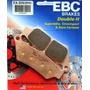 Pastilha Freio Traseiro Ebc Fa209/2hh Bmw R 1200gs 13