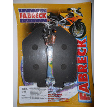 Pastilha De Freio Harley Davidson Xl 883 Sportster R