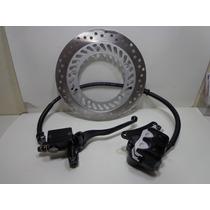 Sistema De Freio Completo Honda Twister C/ Disco E Pastilha