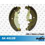 Sapata Lona Freio Fiat Uno 1.0 8v Fire Autho Mix Sa40139