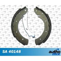 Sapata Lona Freio Fiat Linea 1.9 16v Autho Mix Sa40148