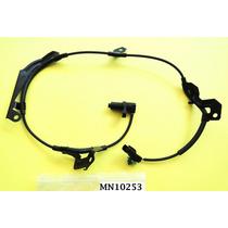 Sensor Abs Dianteiro Lado Esquerdo L200 Triton Mn102573