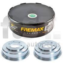Tambor De Freio Fremax Volkswagen Gol 1.0 1.6 8v 08/ Bd5299