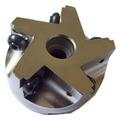 Fresa / Cabeçote Intercambiável 80mm P/ Tpkn-1603