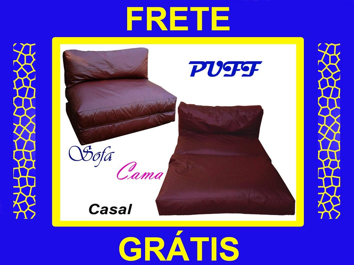Frete Gratis Para Todo Brasil Puff Sofa Que Vira Cama Casal R$ 196  #C6C105 1200x900 Balança Para Banheiro Frete Gratis