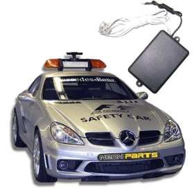 Frete Gratis Super Strobo Safety Car Tuning Lampâda Led