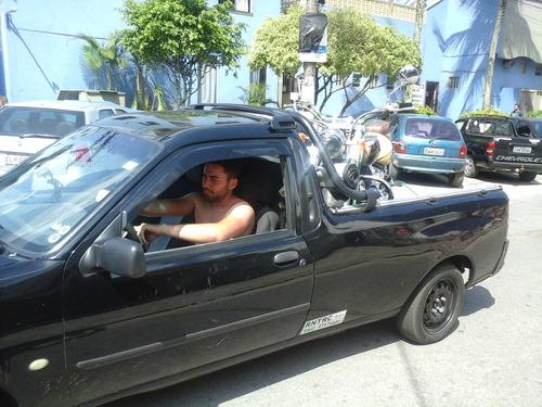 Frete/carreto/transporte De Motos E Pequenas Mudanças Rapido