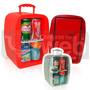 Mini Cooler Geladeira 8 Latas Aquece Refrigera Bivolt 12v