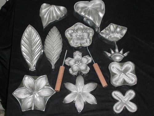 Frisadores Em Aluminio Fundido E Polido Rj
