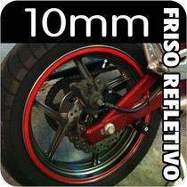 Friso Refletivo 10mm+frete Grátis+ Brindes Promoção Limitada
