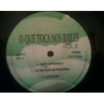 Lp O Que Toca Nos Bailes Vol 2 - Funk Brasil
