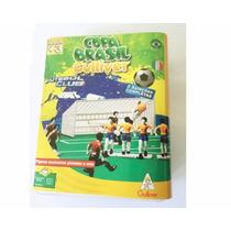 Futebol Club C/ 2 Seleções - Brasil X Itália - Gulliver