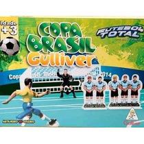 Futebol Bate Falta Brinquedos Antigos Brasil Botão Gulliver