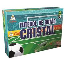 Futebol De Botão Cristal Gulliver 6 Seleções