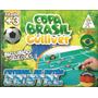 Futebol De Botão Cristal Gulliver 2 Times Brasil X Alemanha