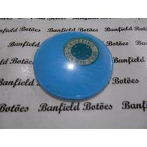 Botão Antigo Vidrilha / Tampa De Relógio 4.2 Cm