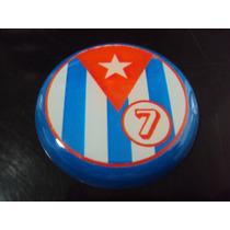 Time De Botão Seleção De Cuba - Estilo Crack