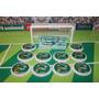 Palmeiras 1.989 - Réplica Camisa Da Agip - Tipo Brianezi