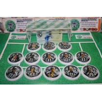 Botafogo Rj - Campeão Carioca 2.010 ( Botão Tipo Brianezi)