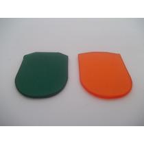 Jogo De Botão 2 Placas Acrílica Para Confeccionar Botões