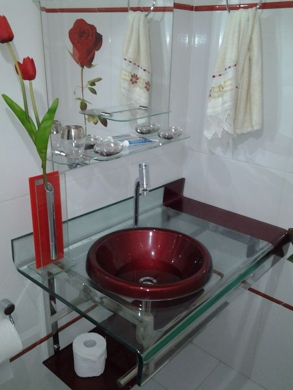 Gabinete P Banheiro Astra Gab Fit Pvc 2 Portas Gavetão Pictures to pin on Pin -> Cuba De Vidro Para Banheiro Astra