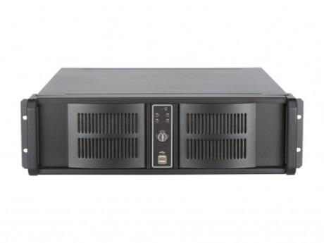gabinete para rack nilko 3u nk330 atx  curitiba r$ 680