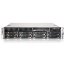 Gabinete Servidor 2u Rack 8x3,5 Hot Swap 2x740w Platinum