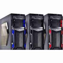 Gabinete Gamer Vx Typhoon Acrílico Lateral - Visual Arrojado