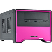 Gabinete Raidmax Gamer Element 101bp Case - Cor Pink