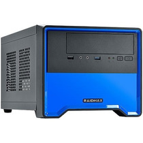 Gabinete Raidmax Gamer Element 101bu Case - Cor Azul