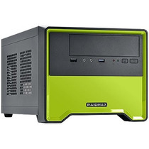 Gabinete Raidmax Gamer Element 101bg Case - Cor Verde