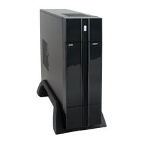Gabinete K- Mex 1 Baia Mini Itx Preto Bivolt Com F