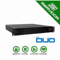 Gabinete Rack 19 Mini Itx 02 Cpu´s - 1u ( Duo - 02 Cpu