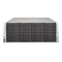 Gabinete Servidor Supermicro Cse-846be1c-r1k28b 4u Rack 24x3