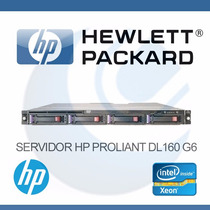 Servidor Hp Proliant Dl160 Gen6 - 641354-205
