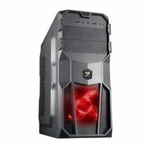 Gabinete Cougar Mx200 Micro Atx Usb 3.0 + Nfe
