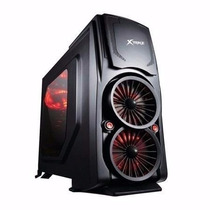 Gabinete Gamer Xtrike Bi-turbo 636b