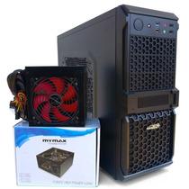 Gabinete Sentey Cobra Plus + Fonte Atx 420w Reais Mymax