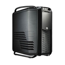 Gabinete Ultra-tower Cosmos Ii Preto - Rc-1200-kkn1 Cooler