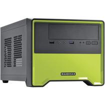 Gabinete Gamer Raidmax Element 101bp Sem Fonte Cooler 80mm