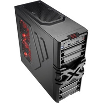 Gabinete Gamer Atx E Micro Atx Strike X One Preto Aerocool