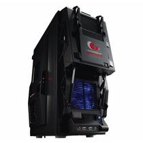 Gabinete Leadership Atx Gamer Transformer Ii Com Fonte 600w