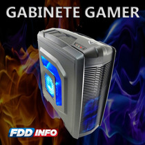 Gabinete Gamer Server Tool Less Cgt017bebb Com Usb 3.0