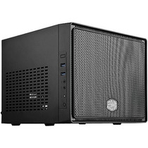 Gabinete Mini-itx Elite 110 Preto Mini Cubo - Rc-110-kkn2