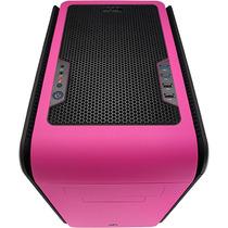 Gabinete Gamer Ds Cube En52551 Rosa E Preto Aerocool